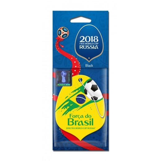 Aroma Car Freshener World Cup Fifa 2018 – Brazil