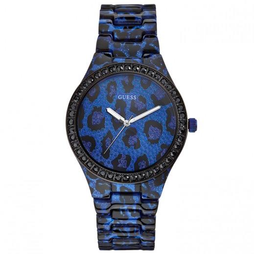 جيس - ساعة للنساء، أزرق  - يتم التوصيل بواسطة التوصيل بعد 3 أيام عمل بواسطة بيضون