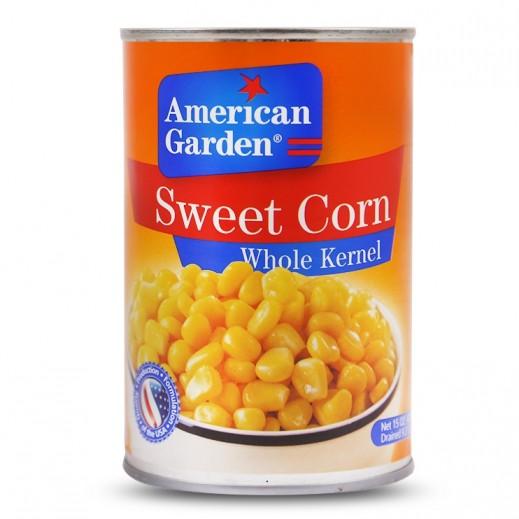 أميريكان جاردن – ذرة حلوة حبة كاملة 425 جم