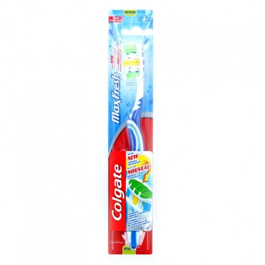 """كولجيت – فرشاة الأسنان """" ماكس فريش """" - متوسط"""