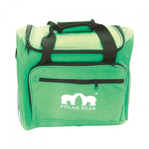 بولار بير – حقيبة قابلة للطي لحفظ درجة حرارة الأطعمة – أخضر