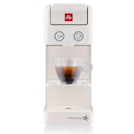 """إيلي – ماكينة القهوة والاسبرسو """"Ipso Home"""" – أبيض"""" - يتم التوصيل بواسطة Mohammad Nasser Al Hajeri"""