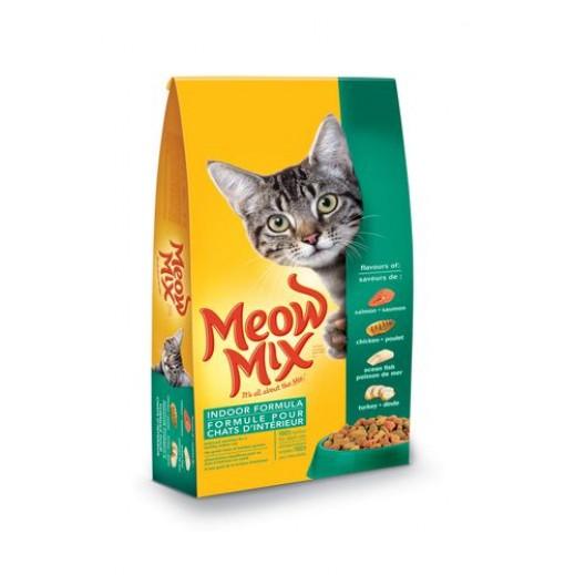 ميو ميكس – طعام القطط  بخلطة خاصة  1.42 كجم