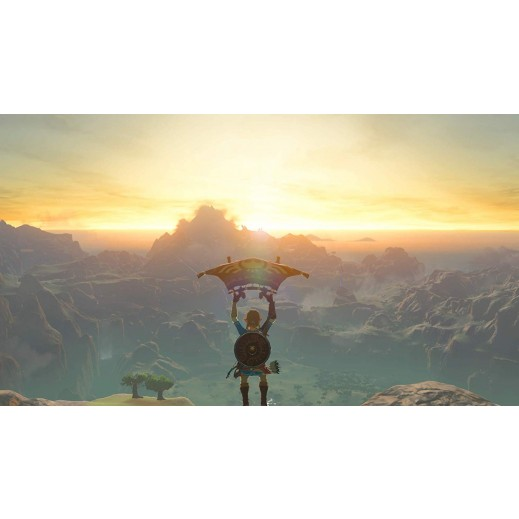 تحميل لعبة zelda breath of the wild