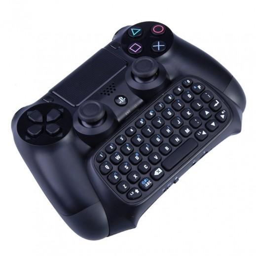 لوحة مفاتيح صغيرة لبلاي ستيشن 4 بلوتوث لاسلكية
