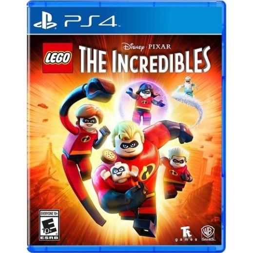 لعبة LEGO The Incredibles لبلاي ستيشن 4 – نظام PAL