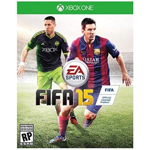 لعبة FIFA 15 لإكس بوكس ون – NTSC
