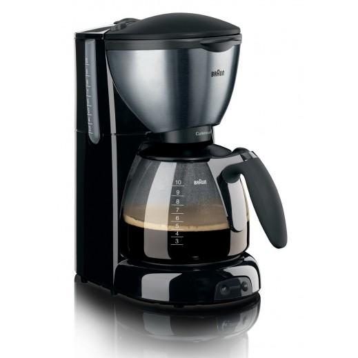 براون – ماكينة تحضير القهوة بمذاق نقي وفاخر