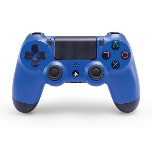 سوني – يد التحكم اللاسلكية Dualshock 4 - ازرق