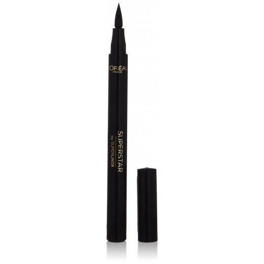 لوريال - قلم تحديد العيون - 12 شيك روز سيلفر