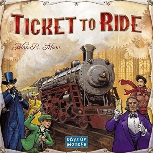لعبة Ticket to Ride
