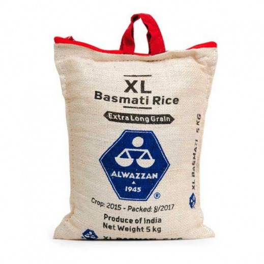 الوزان - أرز XL بسمتي 5 كجم