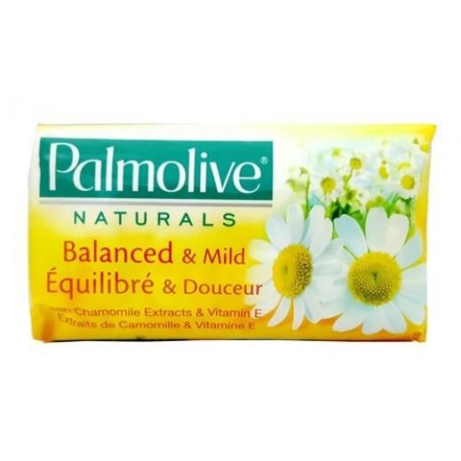 بالموليڤ – صابون بخلاصة الكاموميل وفيتامين هـ 170 جم