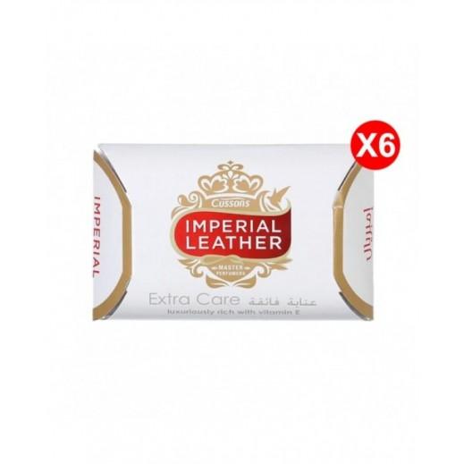 امبريال ليذر – صابونة عناية اكسترا 175 جم (5+1 مجانا) عرض خاص