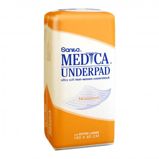سانيتا - مفارش طبية مقاس كبير جداً (180 × 80 سم) 14 مفرش