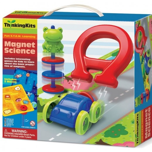 4M Magnet Science Thinking Kit