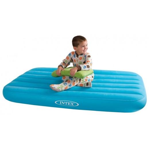 إنتكس – سرير هوائي للأطفال (3- 10 سنوات) - أزرق