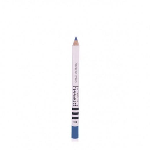 بريتي باي فلورمار - قلم تحديد العيون ستايلر - Sky Blue 105