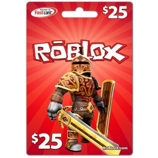 Roblox $25 - Delivery by E-mail