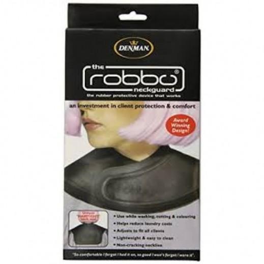دنمان - غطاء مطاط The Robbo لحماية الرقبة أثناء تزيين الشعر