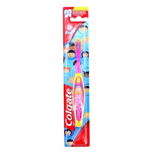 """كولجيت – فرشاة الأسنان """" سمايلز """" للأطفال 2 – 5 سنوات"""