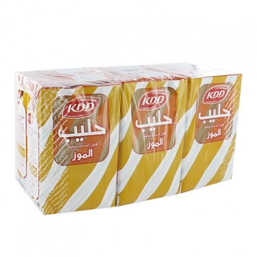 كى دى دى – حليب بنكهة الموز 250 مل ( 6 حبة )