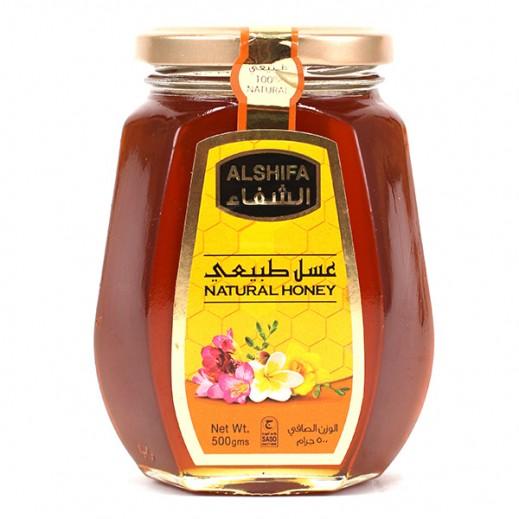 الشفاء – عسل طبيعي 500 جم