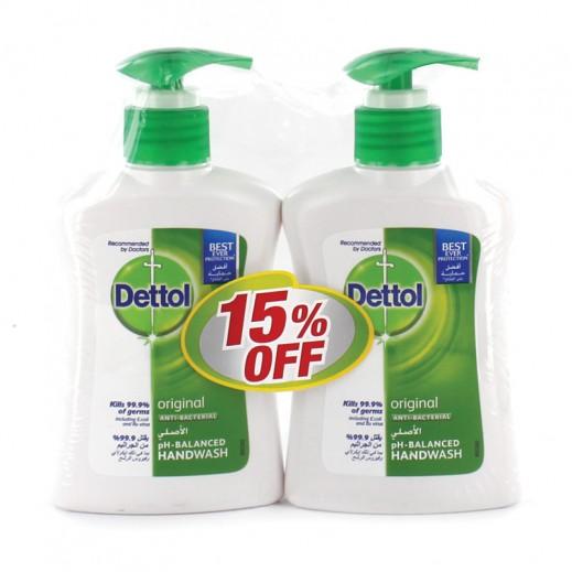 ديتول الأصلى سائل لغسل اليدين -2 ×200 مل (عرض 15 %خصم )