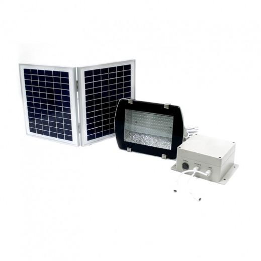 كشاف يعمل بالطاقة الشمسية 20 واط