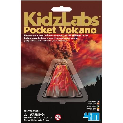 4 إم - البركان الصغير من كيدز لاب