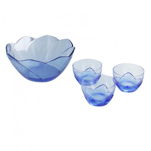 بورميولي روكي – طقم أوعية زجاجية – 7 قطع