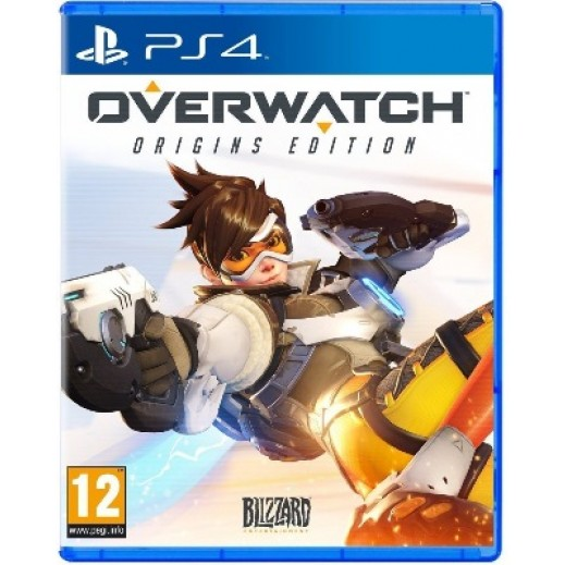 لعبة OVERWATCH ORIGINS EDITION لجهاز PS4 نظام PAL