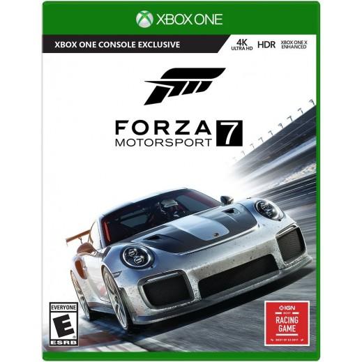 لعبة Forza Motorsport 7 Standard Edition جهاز Xbox One – نظام PAL