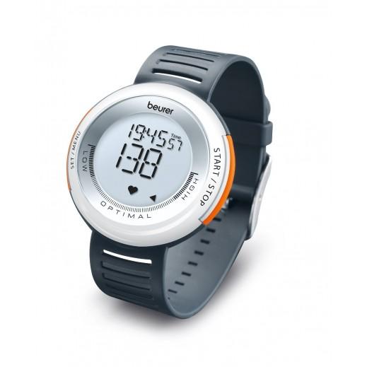بيورير- ساعة رياضية لمراقبة معدل ضربات القلب PM58