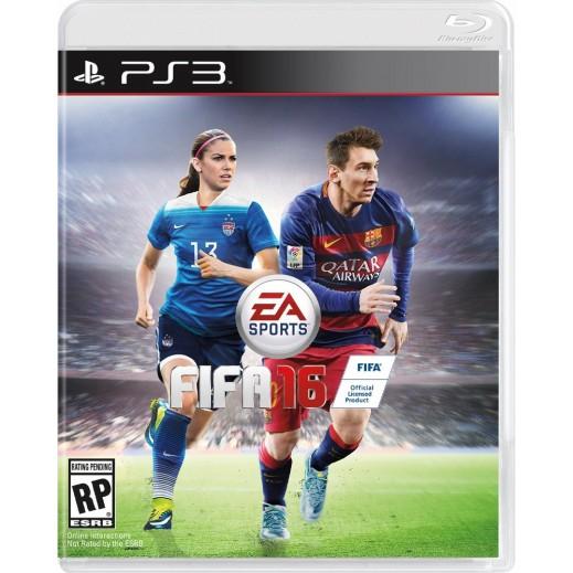 لعبة FIFA 16 لاجهزة PS3 نظام NTSC