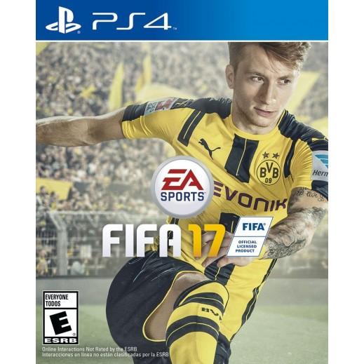لعبة FIFA 17 لأجهزة PS4 – نظام NTSC