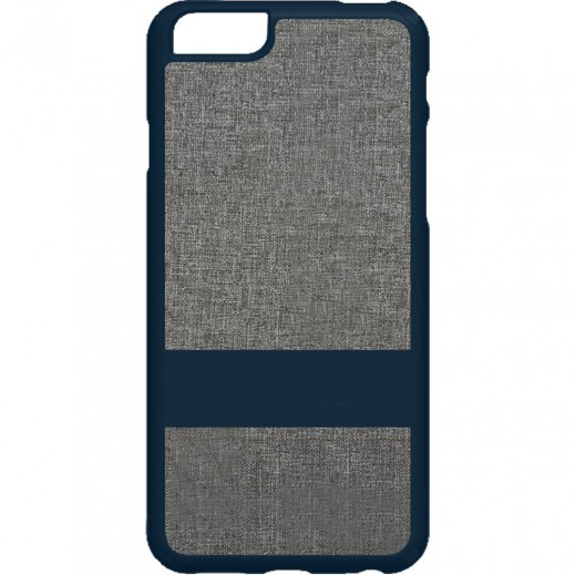 غطاء قماش نحيف CASE LOGIC لايفون 6 / 6S- ازرق
