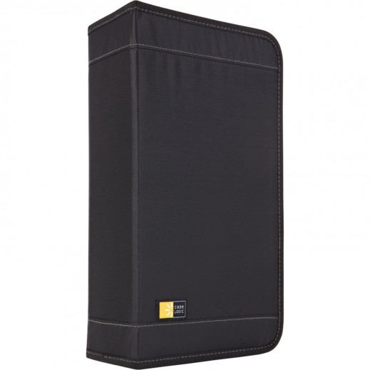 محفظة CASE LOGIC كلاسيكية لتخزين ال CD سعة 100 رقم CDW92