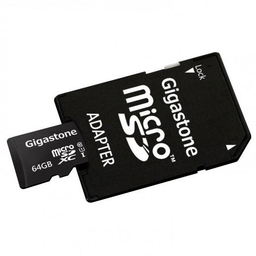 64 MicroSD 10 40
