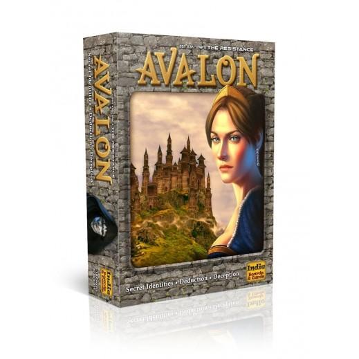 لعبة The Resistance: Avalon