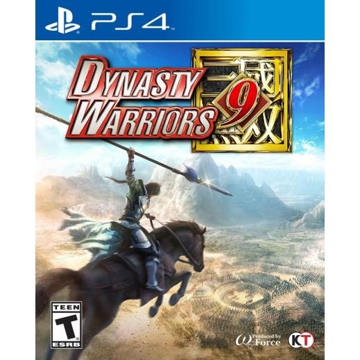 لعبة Dynasty Warriors 9 لجهاز بلاي ستيشن 4 – نظام NTSC