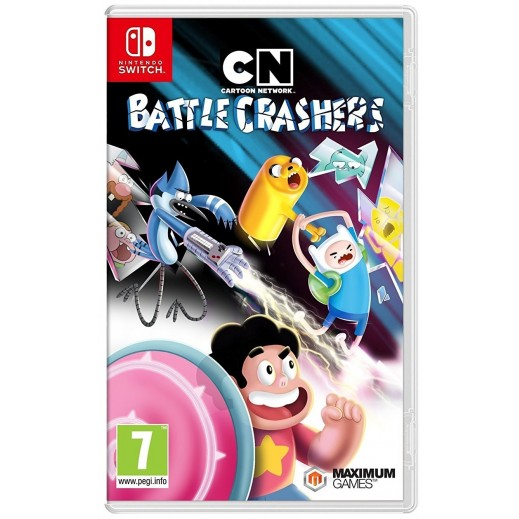 لعبة Cartoon Network Battle Crashers لجهاز نايتندو سويتش – نظام PAL