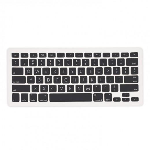آي لاف – غطاء لوحة مفاتيح الماك بوك – أسود