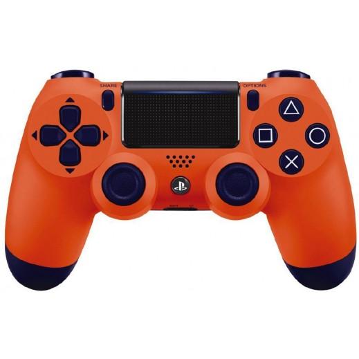 سوني – يد التحكم اللاسلكية DUALSHOCK 4 لبلاي ستيشن 4 – برتقالي (إصدار خاص)