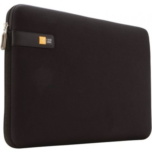 حقيبة ملف CASE LOGIC لآبل ماك بوك 15.6 - اسود LAPS116K