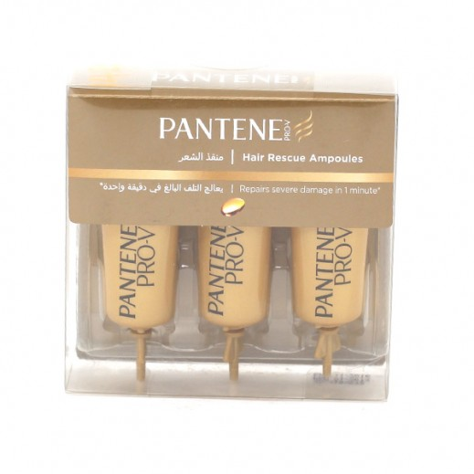 Pantene Hair Rescue Ampoules 3x15ml