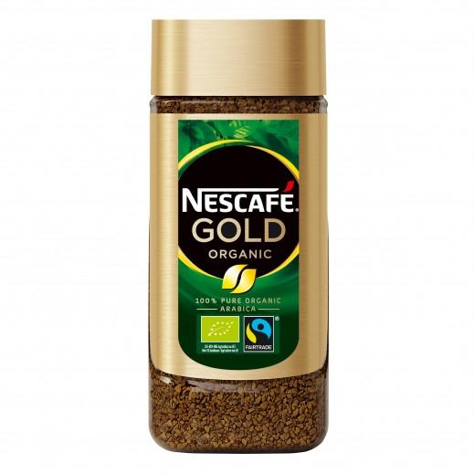 نسكافيه - قهوة جولد عضوية 100 جم