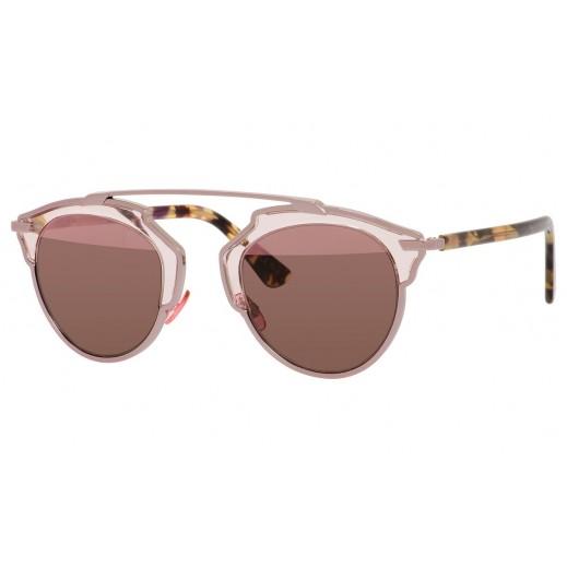 كريستيان ديور – نظارة شمسية للسيدات - وردي  - يتم التوصيل بواسطة Waleed Optics