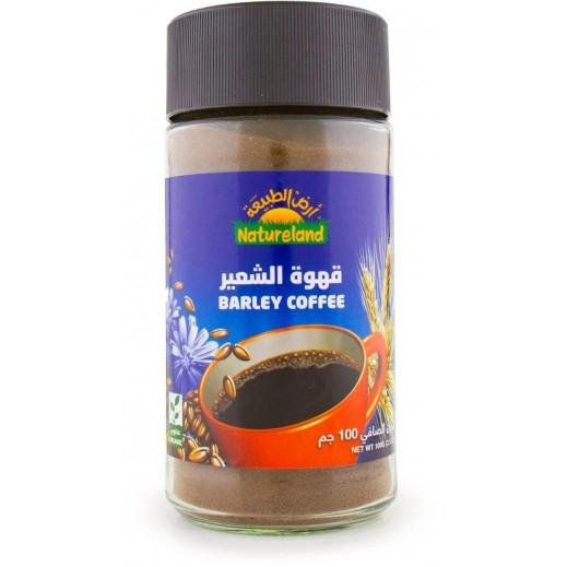 أرض الطبيعة - قهوة الشعير العضوية 100 جم