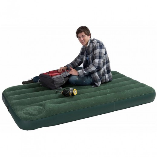 إنتكس - سرير هوائي ناعم 99 × 190 × 22 سم